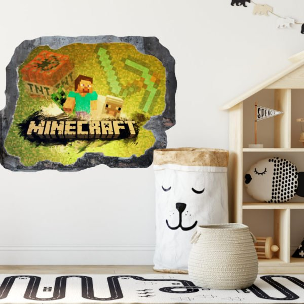 Ozdoba Minecraft